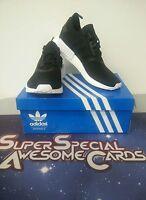 95126ca1a Adidas NMD R1 PK Primeknit Black White Monochrome BA8629 Size 10 Men US New