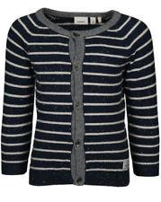Gestreifte Baby-Pullover & -Strickwaren für Mädchen aus 100% Baumwolle Größe 80