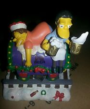 Hamilton The Simpsons Christmas Express Collection Christmas at Moes