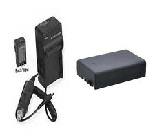 D-LI109 Battery +Charger for Pentax SLR KR K-R K-50 K50 K-30 K30 K-S1 KS1 K-500