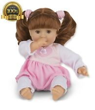 Melissa Doug Mine to Love Brianna Soft Body Baby Doll Hair Outfit Gift Baby Girl