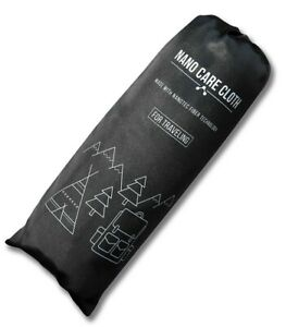 Nano Care Nano Towel Travel Camping Microfiber Quick Drying Shower Beach Swim