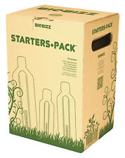 Biobizz Starters Pack - bloom grow top max root juice nutrients bloom flower veg