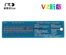Raspberry Pi  GPIO Python Tutorial  Ruler For Raspberry Pi 3/2/B+ GPIO Interface