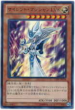 15AY-JPC04 - Yugioh - Japanese - Silent Magician LV8 - Ultra