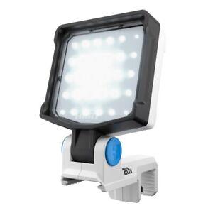 HART 20-Volt Cordless LED Work Light, 1500 Lumins (Battery Not Included)