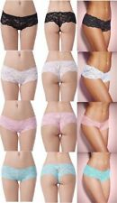 Polyester Everyday Panties Solid Boyshorts for Women