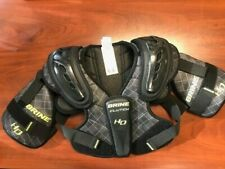Brine Clutch Hd Box Lacrosse Shoulder Pads-Small