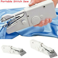 Hand Stitch Home Clothes Electric Mini Portable Handheld Cordless Sewing Machine