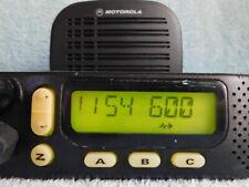 🔥MOTOROLA M1225 VHF FM RADIO 150-174 MHZ 40W 24 CH BRACKET MIC SPEAKER BIZ/MURS