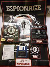 Amiga Espionage Rarissimo Grandslam Londinese