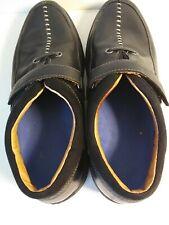 Dr Comfort Men's Shoes Black Size 8 M Straps