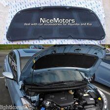 OEM Front Bonnet HOOD INSULATOR PAD + Clips (Fit: Hyundai Elantra 2011-2016)