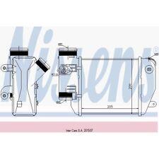 Ladeluftkühler NISSENS 96576