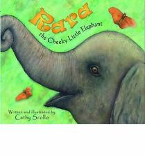 Rara The Cheeky Little Elephant (charity sale-Kids with Cancer Foundation Aus)