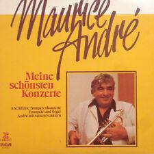 Maurice Andre meine schönsten Konzerte Bachtrompete Klassik - Vinyl 3LP F11