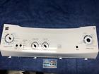 We20m00518 / Ww03l00132  Ge Washer/dryer Control Pannel  photo