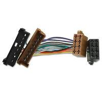 Radio Adapter Kabel für Ford Focus Fiesta Mondeo Galaxy Transit Tourneo ISO DIN