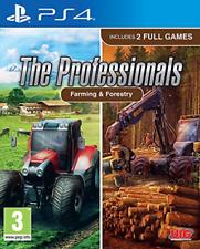 Playstation 4-profesional Agricultor & forestal Juego Nuevo