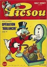 PICSOU MAGAZINE N°49 . 1976 .