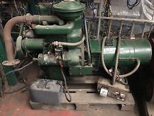 Lister Engine HR2 / Generator 16.25 KVA 3 Phase £1250 + VAT