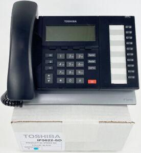Toshiba IP5022-SD Gigabit IP Phone - Refurbished - Bulk