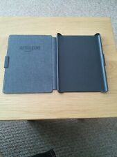 Amazon genuine black kindle book cover