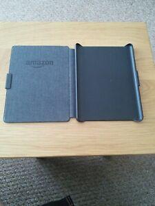 Amazon genuine black kindle book cover