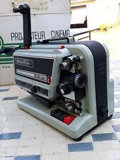 HEURTIER Projecteur BI FILM 240 Super 8 vintage film projection bobine 240 m W