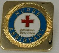 Vintage American Red Cross ARC Nurse Assistant Pin