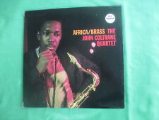 John Coltrane Quartet Lp - Africa /Brass