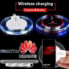 Fast Qi Wireless Charger Charging Dock Pad For Huawei W3
