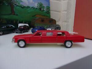 Majorette 300 Series No.339 Cadillac Stretched Limousine 1:58 scale