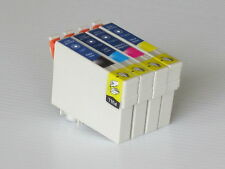 4pk Non-OEM T126 ink cartridges T1261-T1264 for Epson630/633/635/840