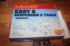 MP Model Authen.I.KIT EASY 8 Suspension & tTrack Sherman V 1/35