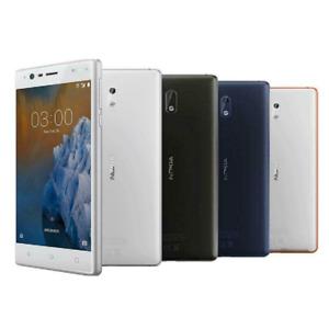 Nokia 3 Single / Dual sim 2GB RAM 16GB ROM 4G LTE Camera Smart Phone Original
