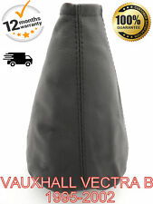 Vauxhall Opel Vectra B 1995-2002 GENUINE LEATHER GEAR GAITER cover