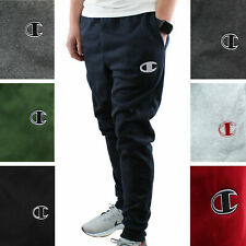 Champion Men's Fleece Joggers Sweatpants Athletic Activewear Training Pants