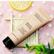 Natural Brightening BB Cream Foundation Base Makeup Concealer Cream Whitening