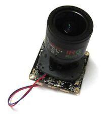 CCTV 1080P 2MP Network IP Camera Module board Security H.265/H.264+2.8-12mm lens