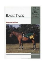 Basic Tack (Crowood Equestrian Guides), Very Good Books
