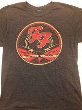 vintage foo fighters t shirt