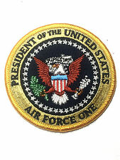 """AIr Force One Embroidery Patch -NEW -3"""""""