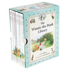 The Winnie the Pooh Library: 12 Book Box Set by A.A. Milne Original Treasury
