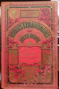 HETZEL -Hachette à 1 éléphant vers 1935- JULES VERNE - MICHEL STROGOFF
