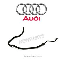 For Audi S4 2004-2009 Power Steering Return Hose from Rack to Cooling Pipe