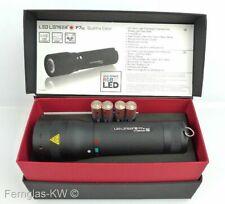 Ledlenser Taschenlampe P7 QC Geschenk BOX mit Tasche, Schlaufe und Batterien