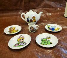 Muppet Babies Porcelain Tea Set (6pc)