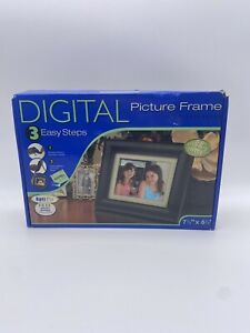 Smartparts SP56 5.6 Inch Digital Picture Frame New Open Box Free Software