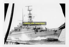 rp4820 - HMS Ambuscade F172 from RFA Plumleaf photo 6x4